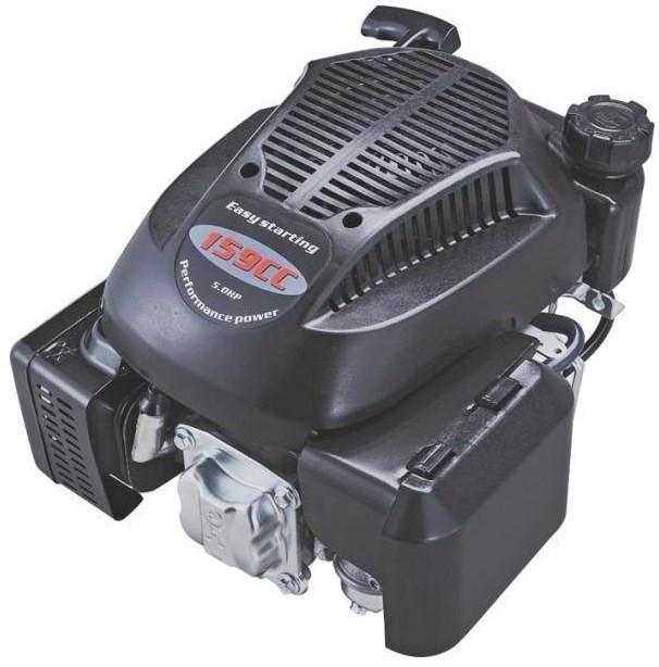 Двигатель бензиновый Loncin LC1P65FA (4 л.с., вертикальный вал шпонка 22,2 мм)