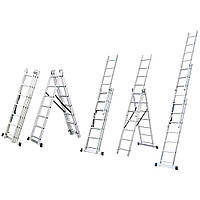 Лестница раскладывающаяся универсальная 12ступенек