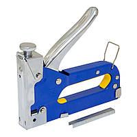 Степлер с регулятором для скоб 4-14мм (синий) Grad sigma 2821015