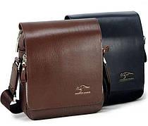 Мужская сумка барсетка Kangaroo Kingdom 2 цвета