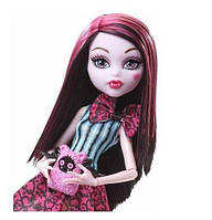 Кукла Дракулаура Карнавал (Monster High Storytelling Scarnival Draculaura Collectible Doll)