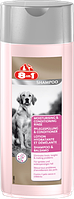 Кондиционер-бальзам 8 in 1 Moisturising & Conditioning Rinse для собак увлажняющий, 250 мл