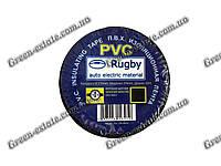 Изолента Rugby 10м. черная