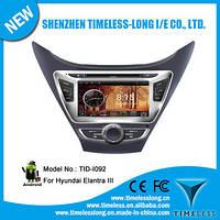 Штатная мультимедиа система DVD Hyundai Elantra III Android