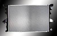 Радиатор VW Transporter T5 03-> 2,5 TDI  (круглые соты) 7H0121253J