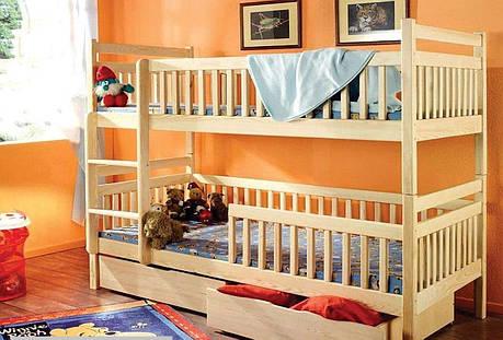 Двухъярусная кровать детская Карина, фото 2