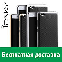 Защитный чехол iPaky для Xiaomi Redmi 3 (ТПУ + пластик) (Сяоми (Ксиаоми, Хиаоми) Редми 3)