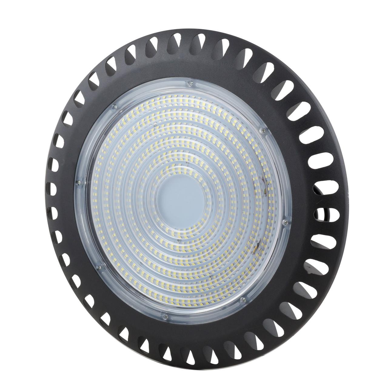 LED Светильник Евросвет для высоких потолков 200W 6400К IP65 EB-200-03 000039325