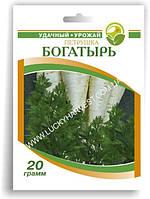 Семена петрушки 'Богатырь' - 20 г.
