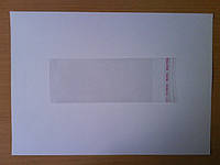 Полипропиленовые пакеты с клапаном и липкой лентой