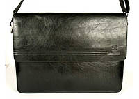 Мужская сумка Bradford 98337-6 для документов формата А4 на пять отделов искусственная кожа размер 36х28х9см