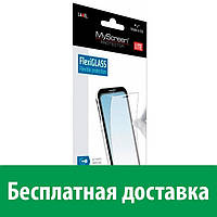 Защитная пленка усиленная MyScreen Flexi Glass (6H) для Prestigio Muze D3, PSP3530 DUO, PSP3531 DUO, Muze E3 (Престижио 3530 музе д3, 3530 муз d3, муз
