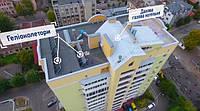 Можно ли установить солнечные панели (электростанцию) на крыше многоэтажного дома ?