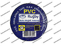 Изолента Rugby 25м. черная