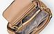 Сумка Michael Kors Portia Large Saffiano Leather Shoulder beige 30T6GPAL3L, фото 3