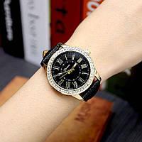 Часы женские Geneva - черные