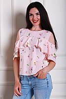 Легкая молодежная блуза
