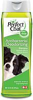 Шампунь 8 in 1 Antibacterial Deodorizing Shampoo для собак, от неприятных запахов, 473 мл