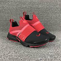 Кроссовки женские Nike Air Presto Extreme D1283 черно-красные