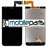 Оригинальный дисплей  (модуль) + сенсор (тачскрин)  для HTC Desire 300 | 301e (черный)