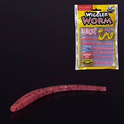 """Силиконовая приманка (Слаг)  WIGGLER WORM LJ Pro Series 2,3 """"/ 052 *9"""