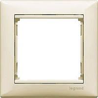 Рамка 1-ая горизонтальная Legrand Valena 774351 слоновая кость