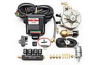 Комплект Torelli T3 Pro OBD, редуктор Aries, газ.клапан, реверс,форс.Torelli, фильтр, датч.ур. топлива АЕВ , фото 1