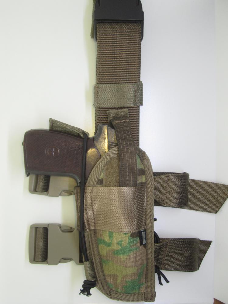 Кобура штурмовая Форт-17 м
