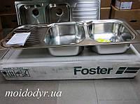 Мойка из нержавеющей стали Foster Big Bowl 116.2V.SF - 1076 06, фото 1