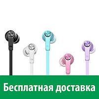 Наушники с микрофоном Xiaomi Piston Colorful Edition (Сяоми (Ксиаоми, Хиаоми) Редми Ноте, Редми Ноут, Редми Нот)