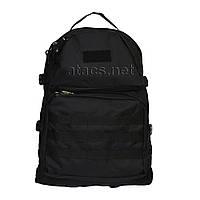 Рюкзак тактический черный, фото 1