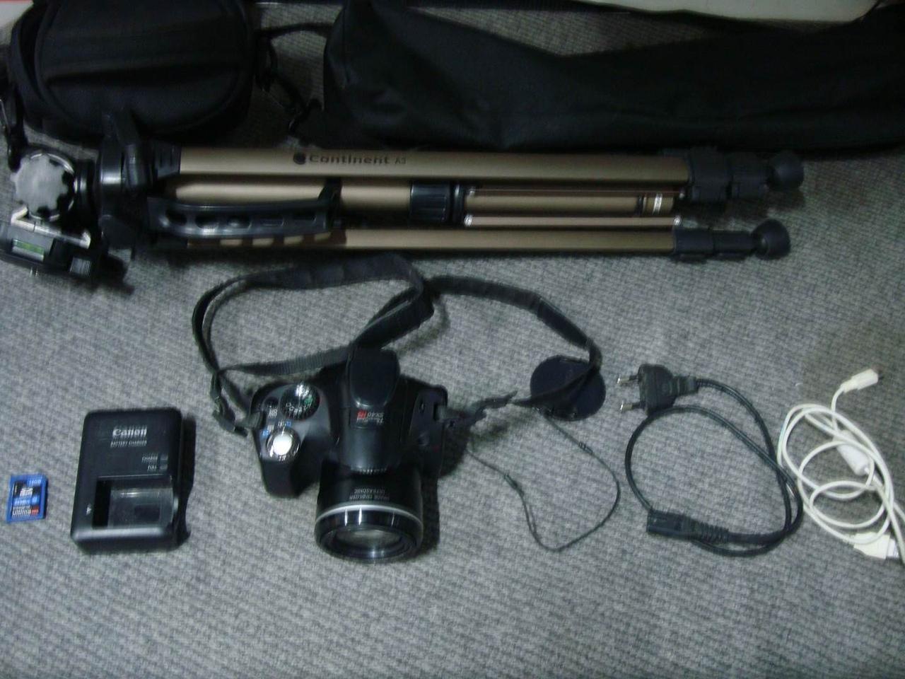 Фотоапарат Canon PowerShot SX40 HS с сумкой