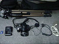 Фотоапарат Canon PowerShot SX40 HS с сумкой, фото 1