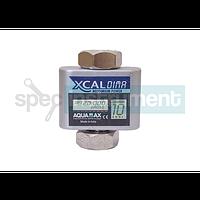 Магнитный фильтр для отопительных систем на газу и бойлерных AQUAMAX XCAL DIMA легко устанавливается в систему за счет