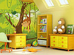 Детские обои для стен комнаты (интересные статьи)