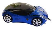 """Компьютерная мышка - машинка """"Porsche"""" Blue"""