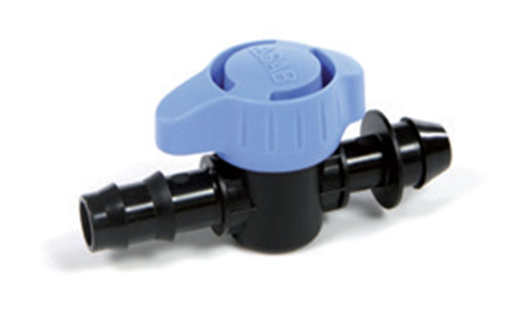 Кран-адаптер (шланг) капельная труба - ПЕ труба