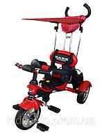 Детский трехколесный велосипед Mars Trike air