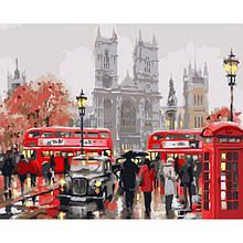 Картина за номерами - Ранок у Лондоні