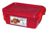 Контейнер пищевой 0,5 (цветной)