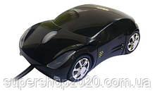 """Комп'ютерна мишка - машинка """"Porsche"""" Black"""