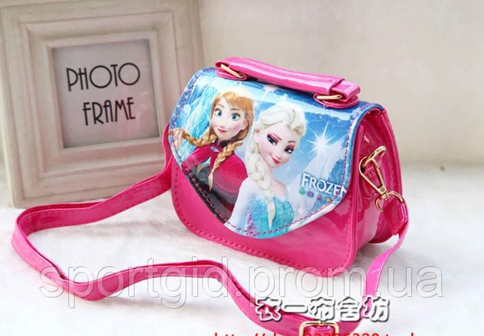 7a13af0bc838 Яркая , стильная сумочка для девочки Холодное сердце - Интернет магазин  ShopoVik в Запорожье