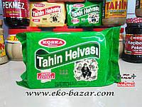 Тахинная халва с фисташками 500 г. KOSKA (Antep fistikli tahin helava)