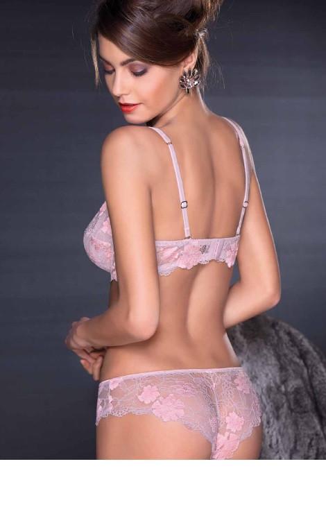 34ee75952de5 Женское нижнее белье комплект Leilieve 16154 бюстгальтер push up и трусики  бразилиана - Manari интернет-