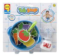 Игровой набор для ванной Alex «Суп» (801W)