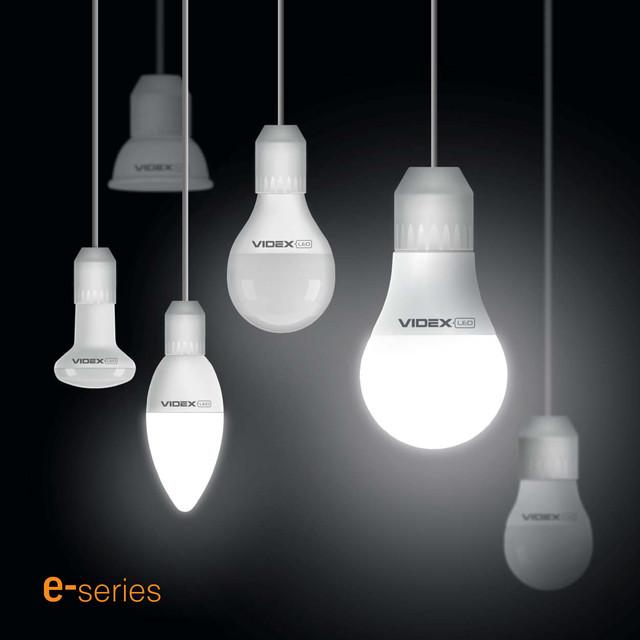Лампы Е - серии (гарантия 2 года)
