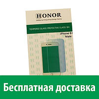 Матовое каленное стекло Honor для iPhone 6+/6s+ (Айфон 6 плюс, 6с плюс, 6 с плюс)