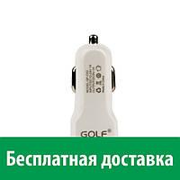 Автомобильное зарядное устройство Golf (1A)
