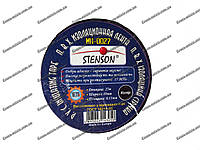 Изолента Stenson 30 м. черная