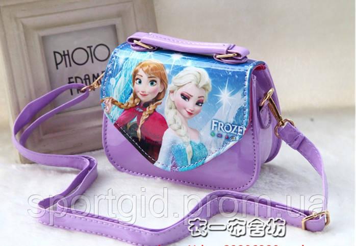 a66767cd882f Стильная сумочка для девочки Анна и Эльза /детская сумочка - Интернет  магазин ShopoVik в Запорожье